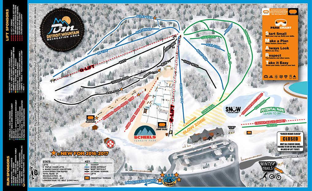 Detroit-Mountain-Winter-Trail-Map