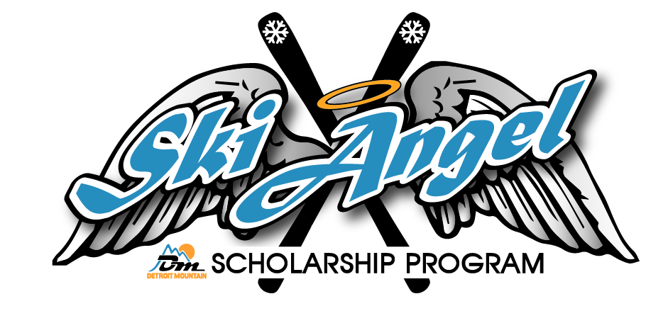 Ski Angel Logo