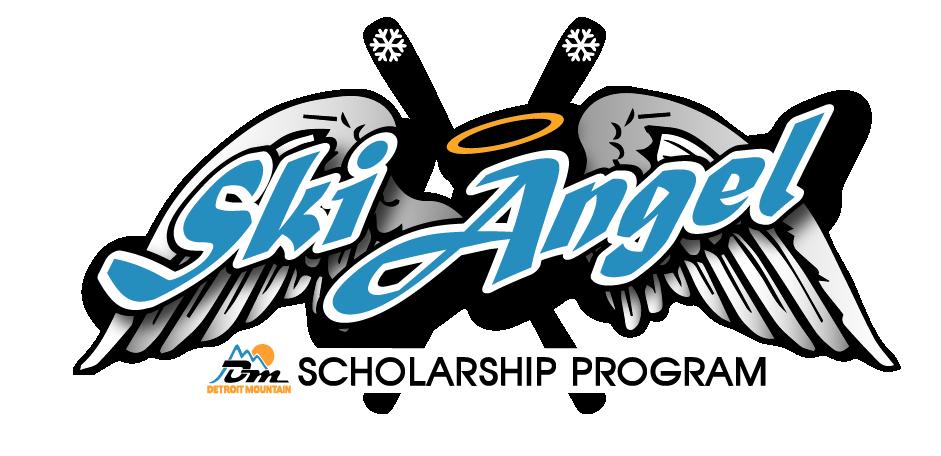 Ski Angel Logo