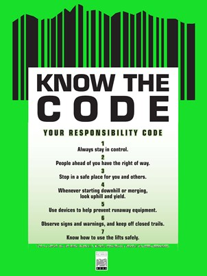 Know the Code Poster