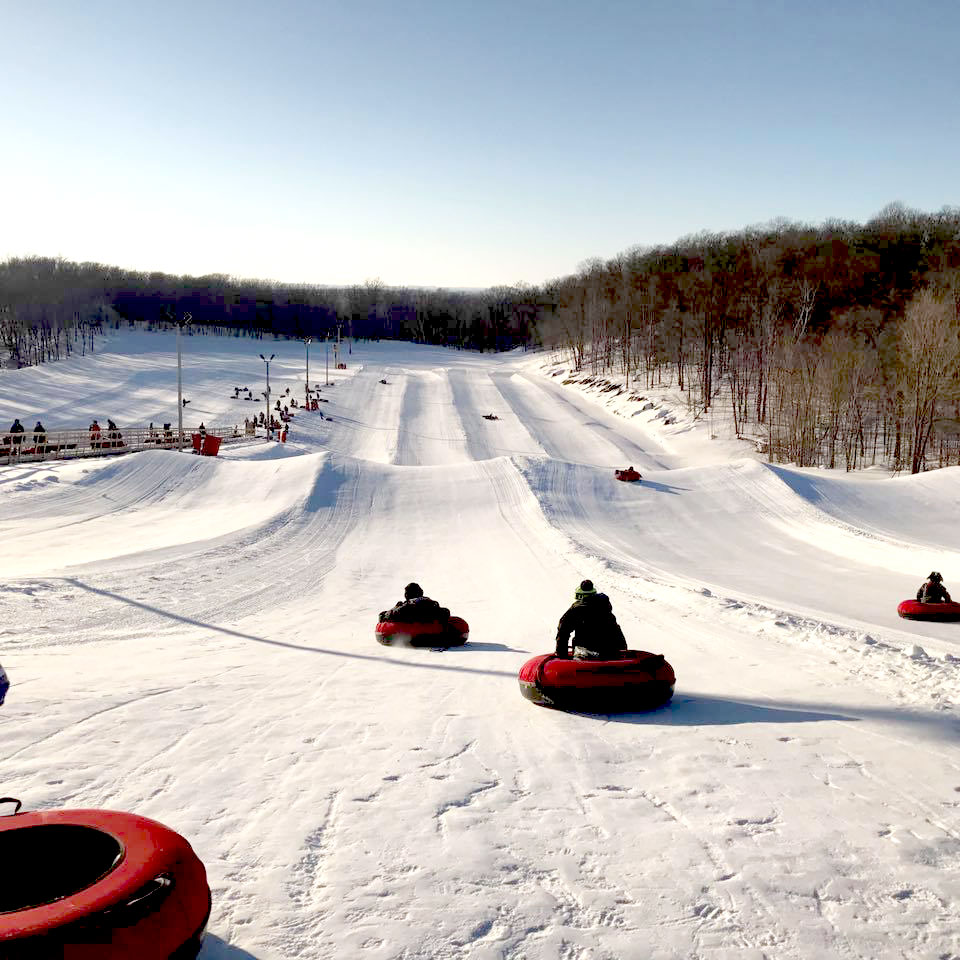 Detroit Mountain Tubing
