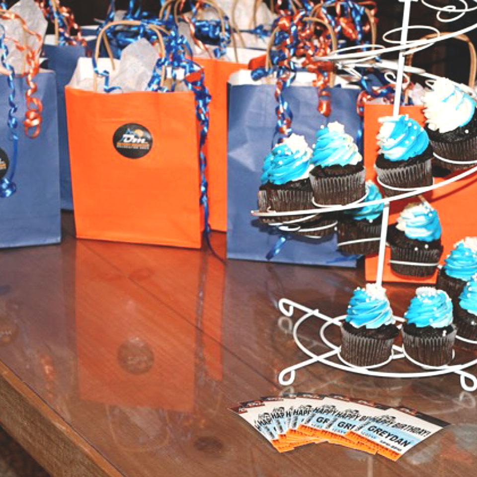 Detroit Mountain Birthday Party