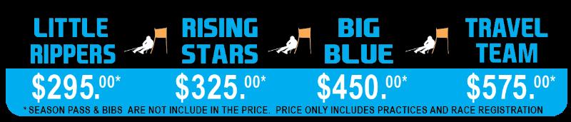 Detroit Mountain Alpine Ski Team prices