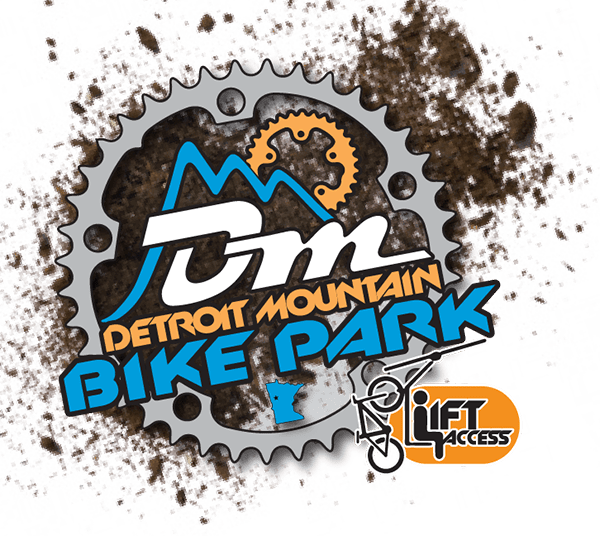 Detroit Mountain Bike Park logo