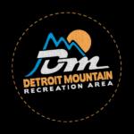 Detroit Mountain logo patch